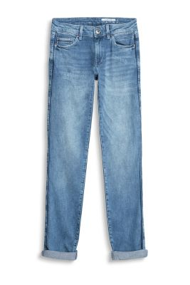 Stretch-Jeans im Distressed-Look