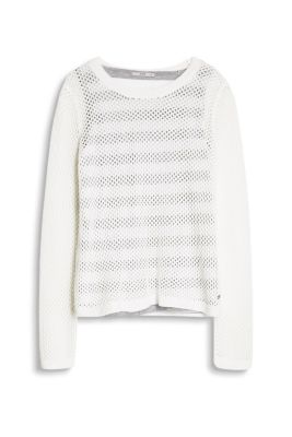2in1: Sweater mit Tank-Top