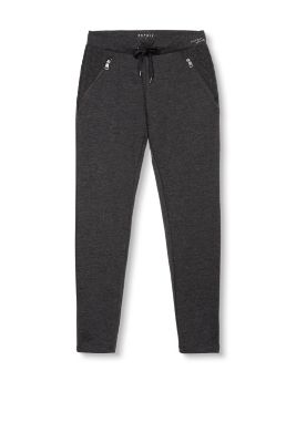 Sport Sweat-Pants aus Baumwoll-Mix