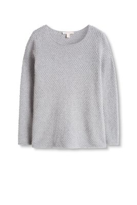 Pullover in A-Linie, 100% Baumwolle