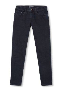 5-pocket-jeans van stevig, stretchy denim