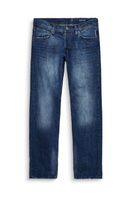 5-Pocket-Jeans, Non-stretch-Denim
