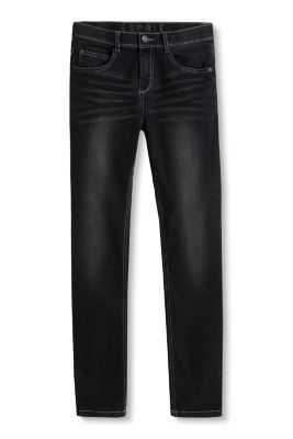 Stretch-Denim Jeans, Verstellbund