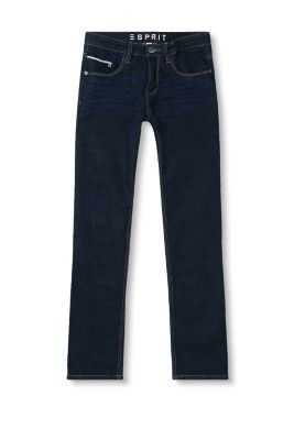 Stretch-Jeans aus Baumwoll-Mix
