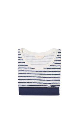 Esprit / Jersey pyjamas in 100% cotton