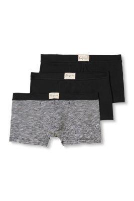 Esprit / Hipster-shorts i en pk. m. 3 styk