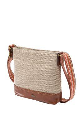 Esprit / Kleine Textil Schultertasche