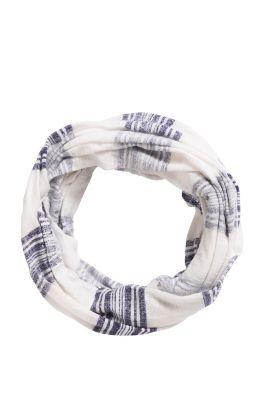 Esprit / Jersey Loop-Schal, 100% Baumwolle