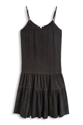 Esprit / Jersey dress in 100% cotton