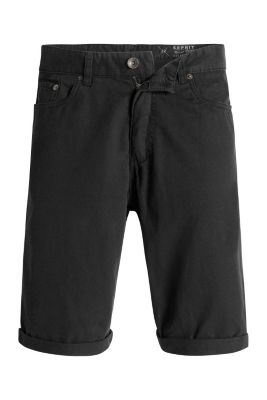 Esprit / Basic 5-Pocket Bermuda, 100% Baumwolle