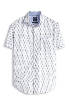 Esprit / Overhemd met print all-over, 100% katoen