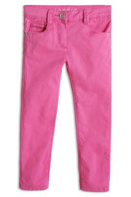 Esprit / Knöchellange Baumwoll-Stretch-Hose