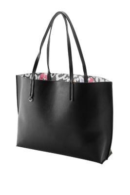 Esprit / Wende-Shopper mit Zipper-Pouch