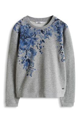 Esprit / Sweat-shirt à imprimé floral
