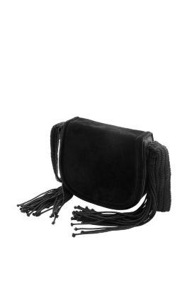 Esprit / Fringed shoulder bag