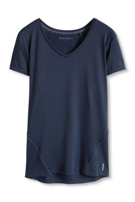 Esprit / Sports T-shirt in soft, functional jersey