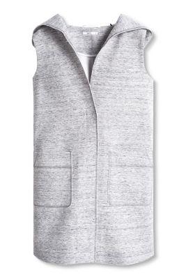Esprit / Thick jersey outdoor gilet