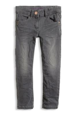 Esprit / Stretch-Jeans mit grauer Waschung
