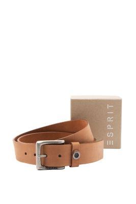 Esprit / Herrengürtel aus Büffelleder