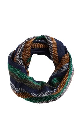 Esprit / rashel stripe infinity shawl