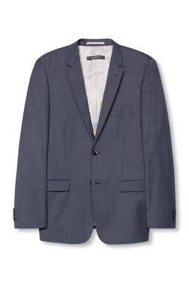 Esprit / Blazer aus hochwertigem Woll-Mix