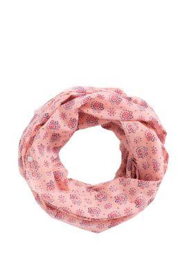 Esprit / Leichter Loop-Schal aus Baumwolle